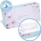 純棉乾濕兩用護理巾 家庭號大尺寸 (100抽 / 盒)