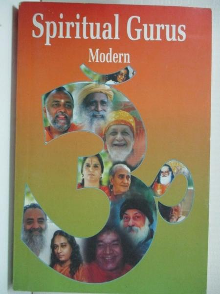 【書寶二手書T3/心理_B58】Spiritual Gurus