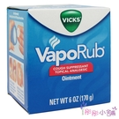 【彤彤小舖】Vicks 草本舒緩膏 Vaporub 成人舒緩膏 170g 大瓶裝 墨西哥製造