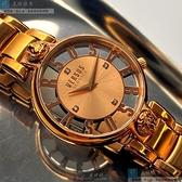 VERSUS VERSACE凡賽斯女錶36mm玫瑰金色錶面玫瑰金色錶帶