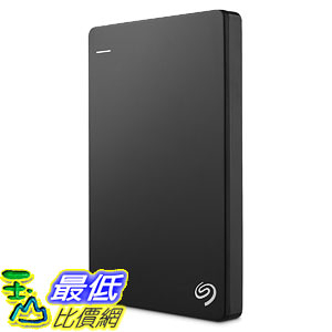 外置硬碟 Seagate Backup Plus Slim 1TB Portable External Hard Drive USB 3.0, (STDR1000100)