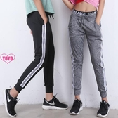 運動長褲 健身褲寬鬆透氣運動褲女 跑步訓練嘻哈長褲速干 褲
