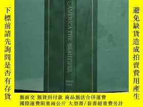 二手書博民逛書店AMERICA罕見THE BEAUTIFUL(英文原版)Y24355 Reader s Digest THE
