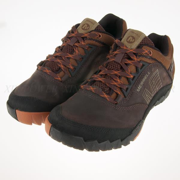 6折出清~MERRELL~ANNEX VENTILATOR GORE-TEX 戶外 健走鞋 (ML21177)