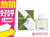 ◐香水綁馬尾◐ Loewe Solo Origami 摺紙 男性淡香水 50ml