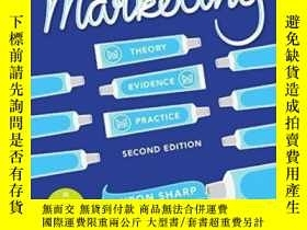 二手書博民逛書店Marketing:罕見Theory, Evidence, Pr