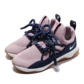【六折特賣】Nike 休閒慢跑鞋 Wmns City Loop 紫 灰 白底 粗鞋帶 襪套式 運動鞋 女鞋【PUMP306】 AA1097-500