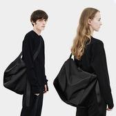 VAOPER側背包男斜背包大容量運動健身包休閒尼龍行李包旅行包女潮 全網最低價