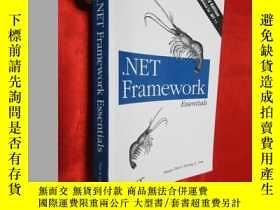 二手書博民逛書店.Net罕見Framework Essentials 【詳見圖】