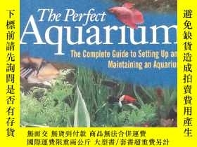 二手書博民逛書店The罕見Perfect Aquarium: The Compl