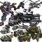 積木玩具兼容樂高幻影忍者積木拼裝益智兒童玩具拼圖男孩樂高匹配新品坦克YJT 快速出貨