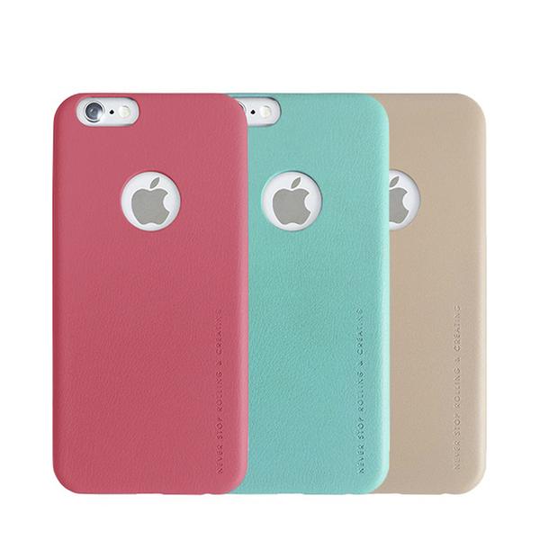 【Rolling-Ave.】Ultra Slim Leather case iPhone 6 plus / 6S plus - 時尚系列