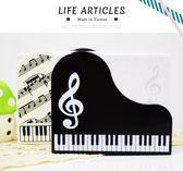 【小麥老師樂器館】鍵盤便條盒 製KM100 便條紙音樂文具音樂教室【A703 】