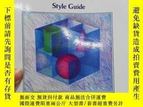 二手書博民逛書店osf motif罕見style guideY246305 見圖