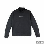 Adidas 女 CREW HD LNG 愛迪達 高領T(長)- DT2395