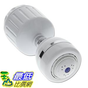 [美國直購] Sprite HO2-WH-M 濾心 濾芯 Universal Shower Filter and 3 Setting Shower Head, White