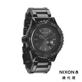 【官方旗艦店】NIXON 42-20 正裝錶 黑 潮人裝備 潮人態度 禮物首選