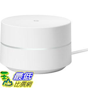 [8美國直購] Google WiFi system, 1-Pack