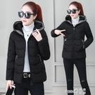 羽絨棉服女短款冬季新款2020韓版寬鬆面包服棉襖加厚棉衣連帽外套 pinkQ 時尚女裝