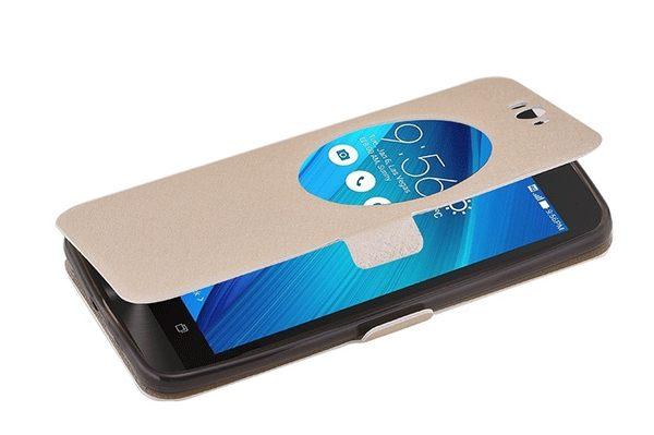 ✿ 俏魔女美人館✿ 【藍灰*側掀套】華碩ZenFone 適用多種 手機殼 手機套 保護套 保護殼