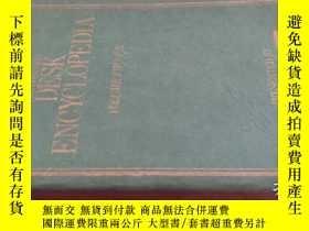 二手書博民逛書店【英文原版】The罕見Concord Desk Encyclopedla( 如圖)Y25633 Time Ti