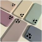 純色 液態殼 適用 iPhone12Pro 11 Max Mini Xr X Xs 7 8 plus 蘋果手機殼
