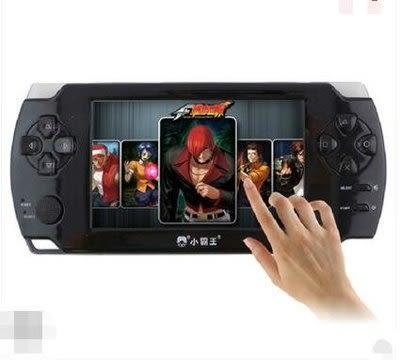 小霸王PSP掌上遊戲機  觸摸屏  4G內存【藍星居家】