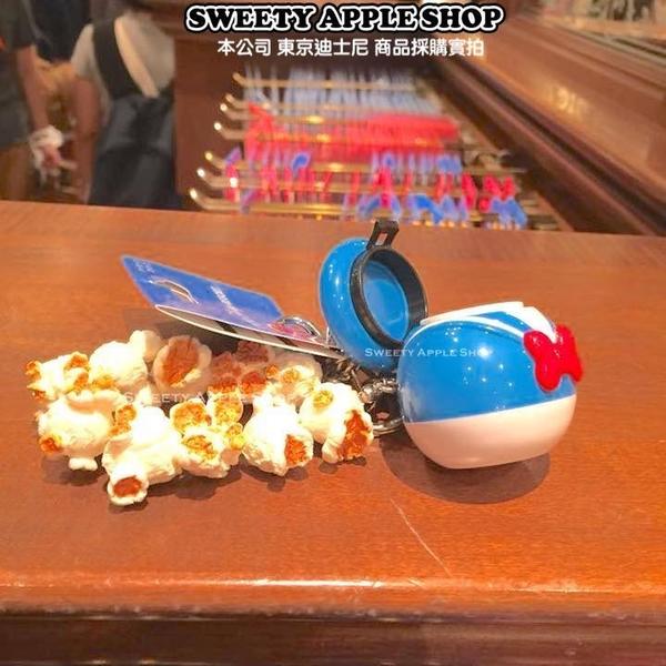 (現貨&樂園實拍)  東京迪士尼限定 唐老鴨 迷你爆米花桶造型 鑰匙圈吊飾