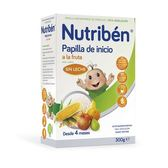 Nutriben貝康-紐滋本 水果米精300g[衛立兒生活館]