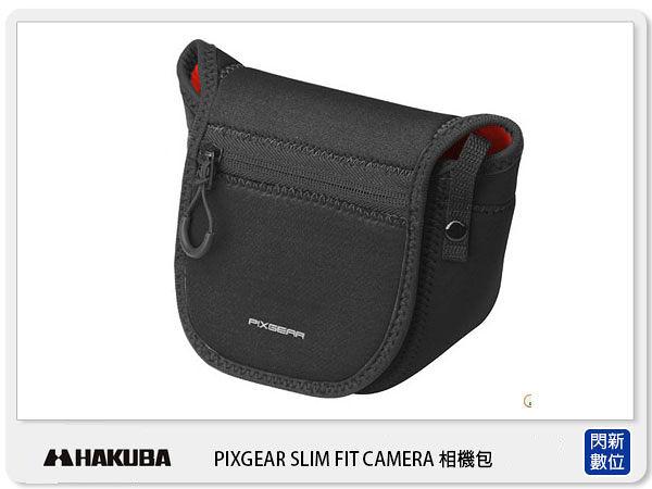 HAKUBA PIXGEAR SLIM FIT CAMERA CASE 齒輪造型 相機包 鏡頭袋 4色