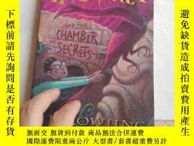 二手書博民逛書店Harry罕見Potter and the chamber of secretsY206777 見圖 見圖