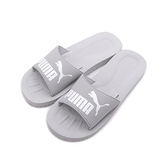 PUMA PURECAT 海灘運動拖鞋 灰 360262-05 男鞋