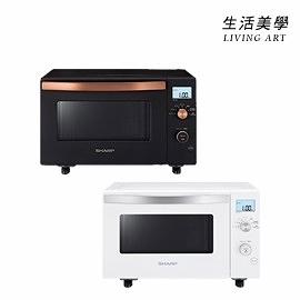 夏普 SHARP【RE-F18A】微波爐 18L 烤箱 微波烤箱 解凍 自動關機 直覺旋鈕 操作簡易
