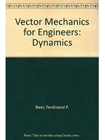 二手書博民逛書店 《Vector Mechanics for Engineers: Dynamics》 R2Y ISBN:007100193X│FerdinandPierre;Johnston