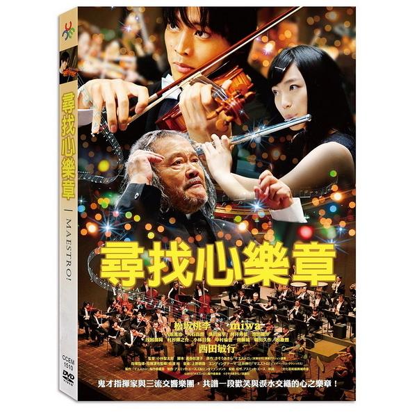 【停看聽音響唱片】【DVD】尋找心樂章