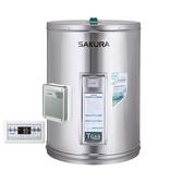 (含標準安裝)櫻花12加侖儲熱式電熱水器(與EH1200ATS6同款)熱水器儲熱式EH1200ATS6
