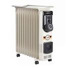 北方 11葉片式恆溫定時電暖爐 NA-11ZL(免運費)
