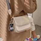 小方包 高級感包包女2021新款潮時尚百搭寬肩帶斜背包網紅爆款側背小方包寶貝計畫 上新