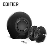 EDIFIER  e235 低音愛好者 2.1聲道 藍牙喇叭 曜石黑