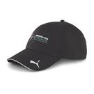 Puma Benz 黑色 運動帽 老帽 聯名款 遮陽帽 六分割帽 經典棒球帽 運動帽 02280601