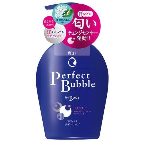 專科超微米完美泡泡沐浴乳500ml【愛買】
