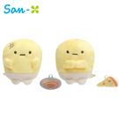【日本正版】角落生物 玉米粒組 迷你沙包玩偶 附小配件 沙包娃娃 絨毛玩偶 角落小夥伴 - 777124
