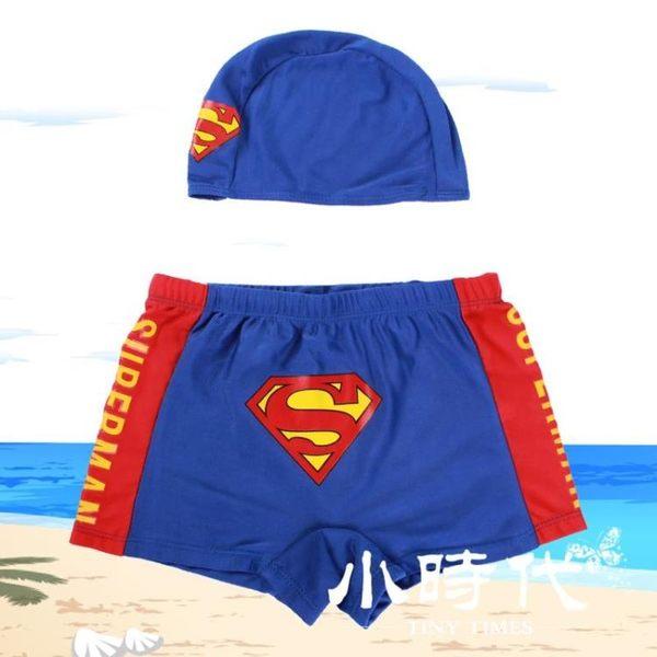 兒童泳衣 男童抽繩游泳褲可愛卡通小孩泳裝廠家直銷4-10歲批發