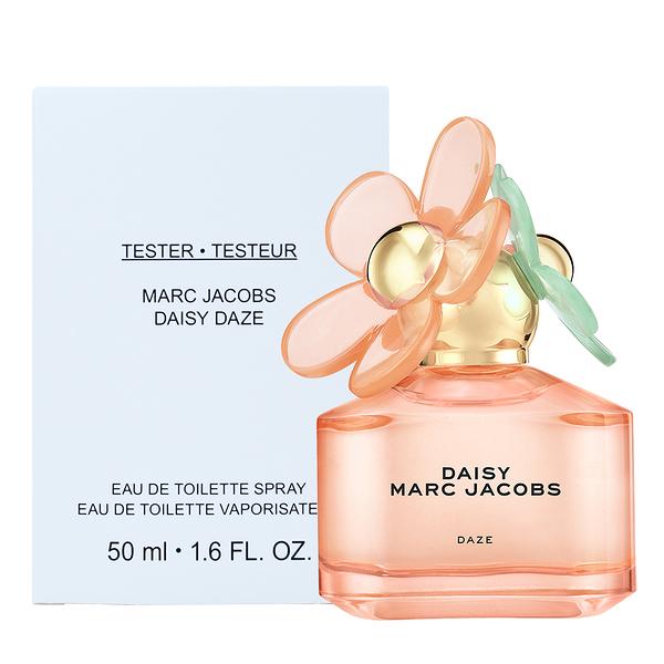 【Marc Jacobs】小雛菊 淡香水 甜萌萌限量版 50ml (TESTER-環保盒有蓋)