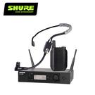 SHURE GLXD14R / SM35 頭戴式無線麥克風系統-原廠公司貨