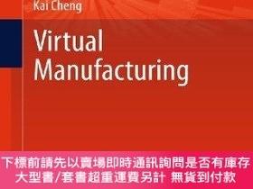 二手書博民逛書店Virtual罕見ManufacturingY255174 Wasim Ahmed Khan Springer