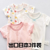 兒童體恤純棉新款日系女童短袖t恤2020年夏季女寶寶半袖透氣印花 幸福第一站