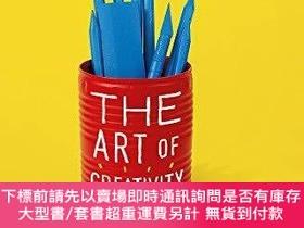 二手書博民逛書店The罕見Art of Creativity: 7 Powerful Habits to Unlock Your