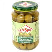 西班牙【CRESPO】瑰寶去籽綠橄欖   333g