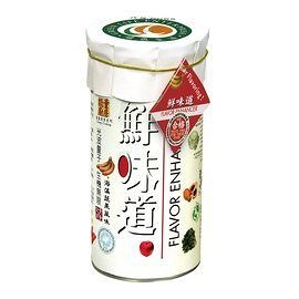 綠色生活 能量廚房 天然味素 海藻蔬果風味120g  一罐